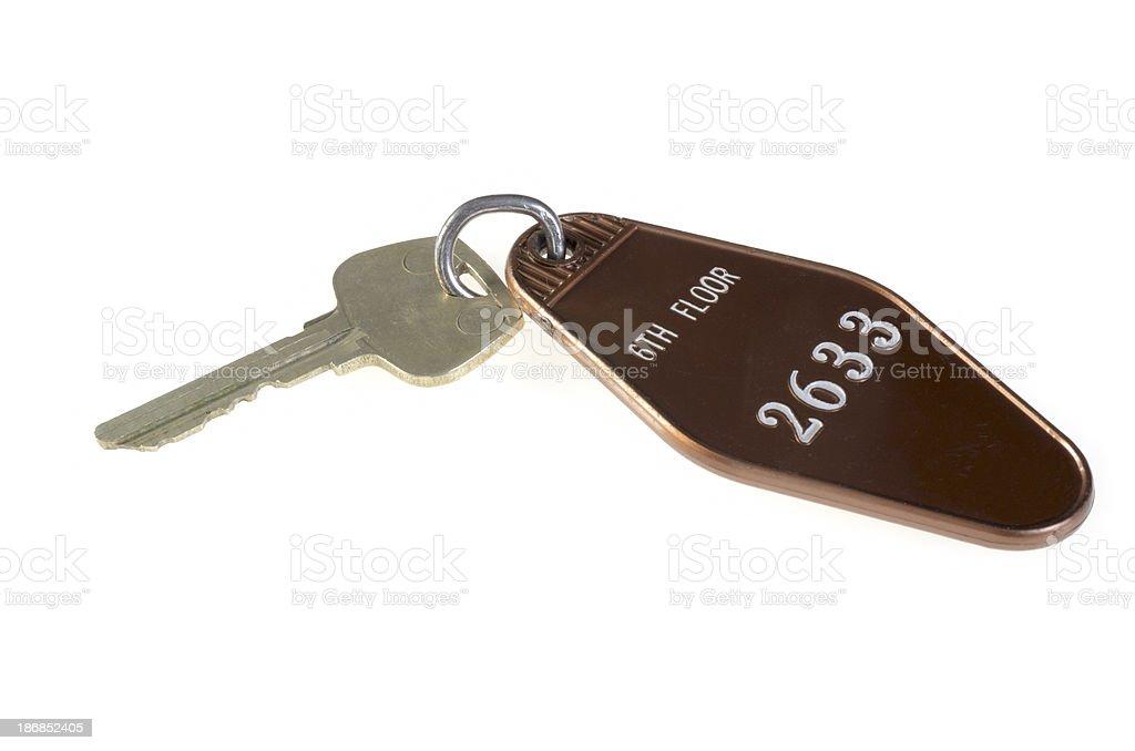 Hotel Key stock photo