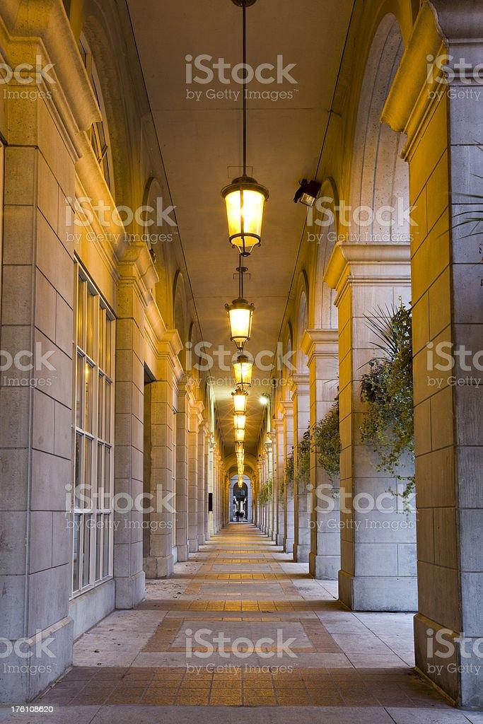 Hotel Novotel, Toronto, Canada royalty-free stock photo