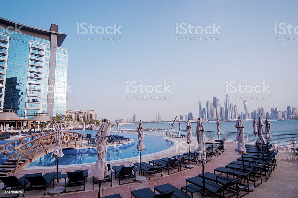 Hotel royalty-free stock photo