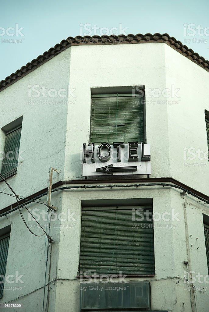 Hotel. - foto de stock