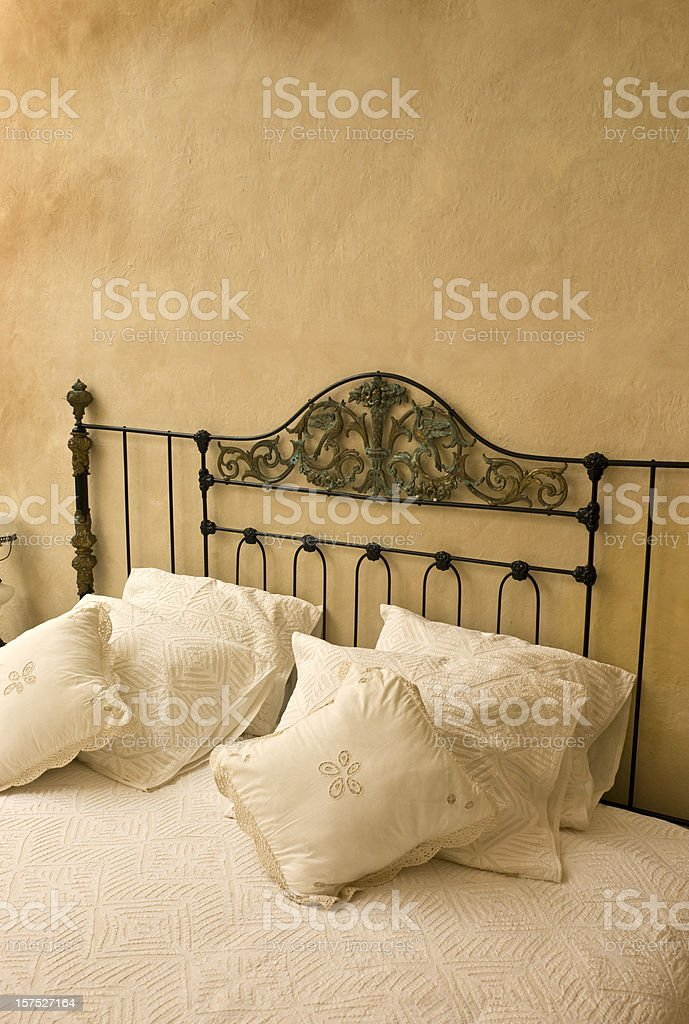 Hotel Room in Cusco royalty-free stock photo