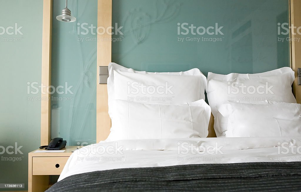 Hotel Room royalty-free stock photo