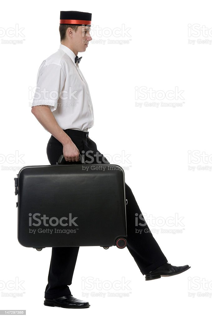 hotel service royalty-free stock photo