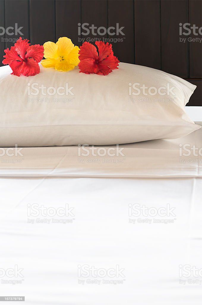Hotel Welcome Abstract stock photo