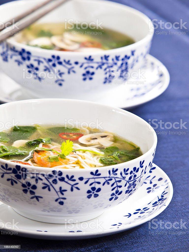 hot&sour soup stock photo