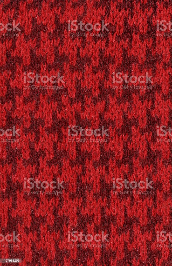 Hounds tooth wool. stock photo