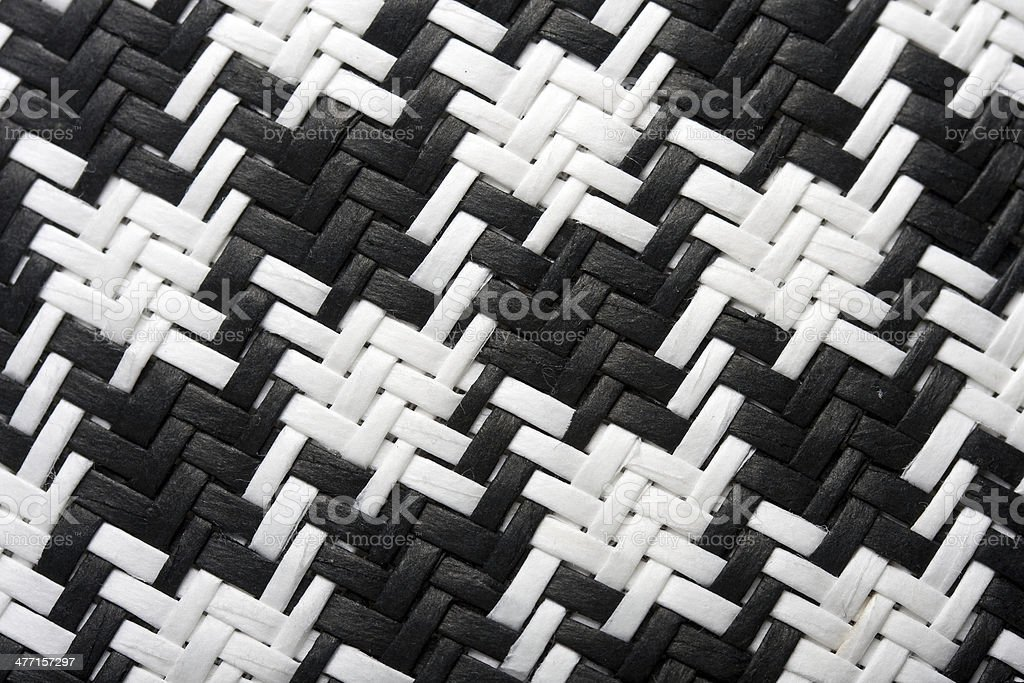 Houndstooth pattern background stock photo