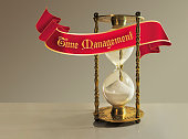 Hourglass - Time Management
