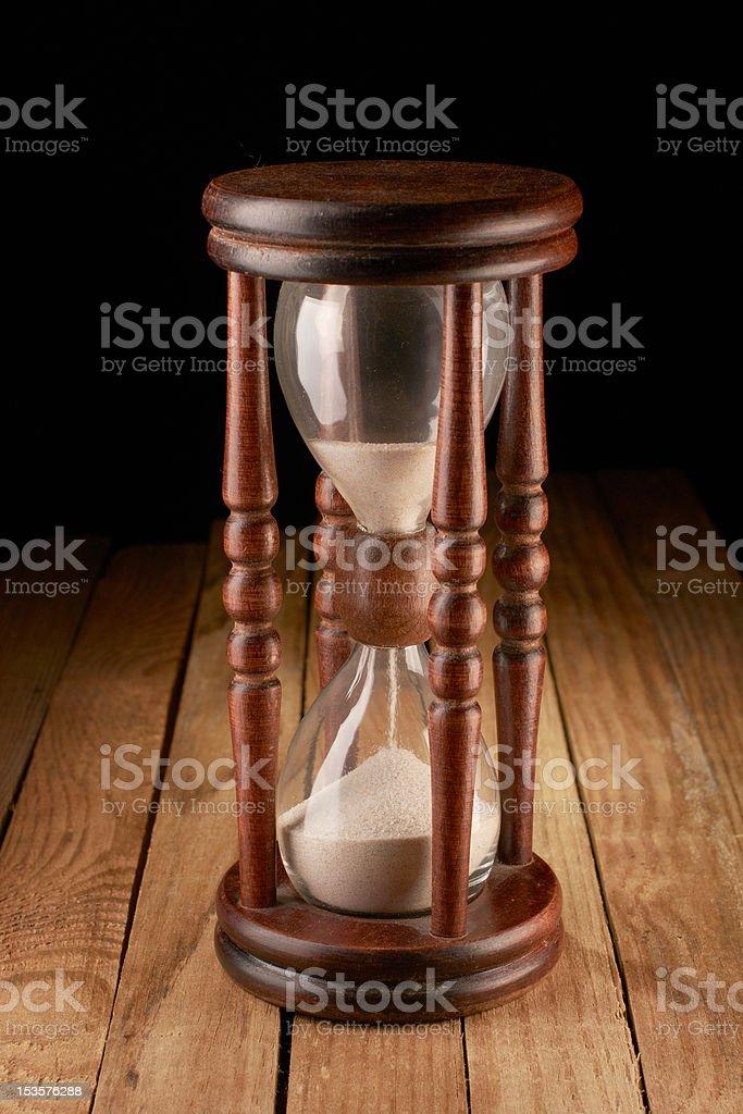 Hourglasses royalty-free stock photo