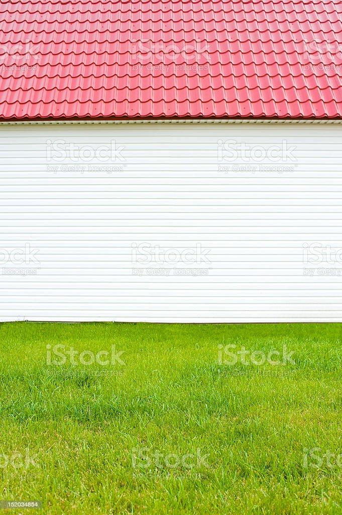 house background stock photo