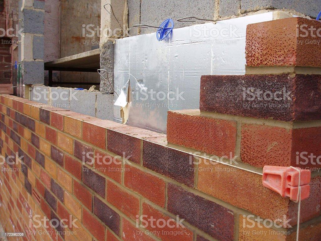 house building brick royalty-free stock photo