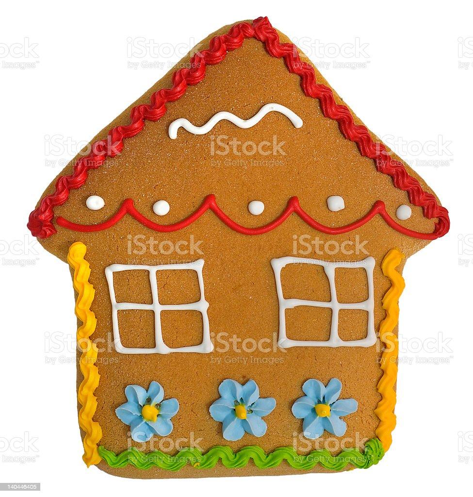 House cake royalty-free stock photo