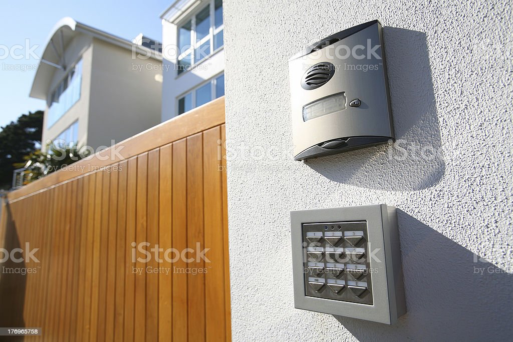 House Call royalty-free stock photo