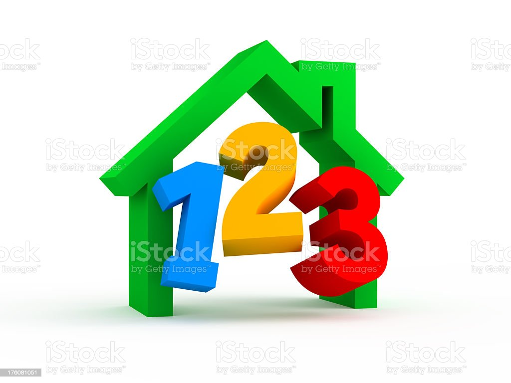 house concept royalty-free stock photo