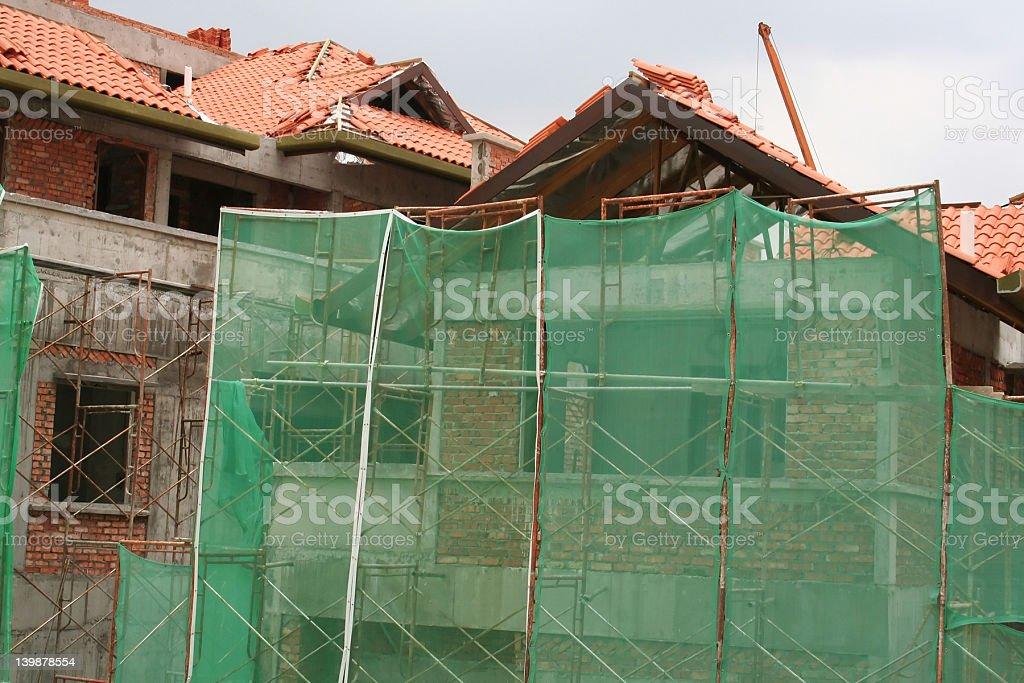 ホテルの構造 ロイヤリティフリーストックフォト
