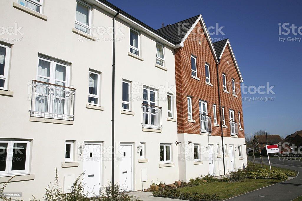 House Development royalty-free stock photo