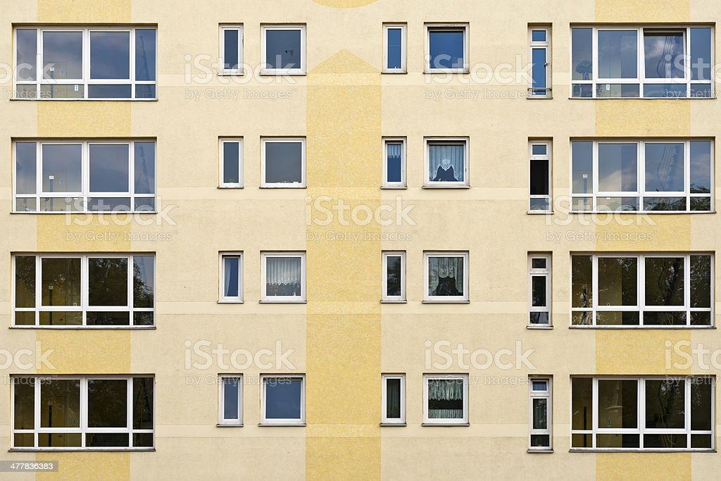 house facade royalty-free stock photo