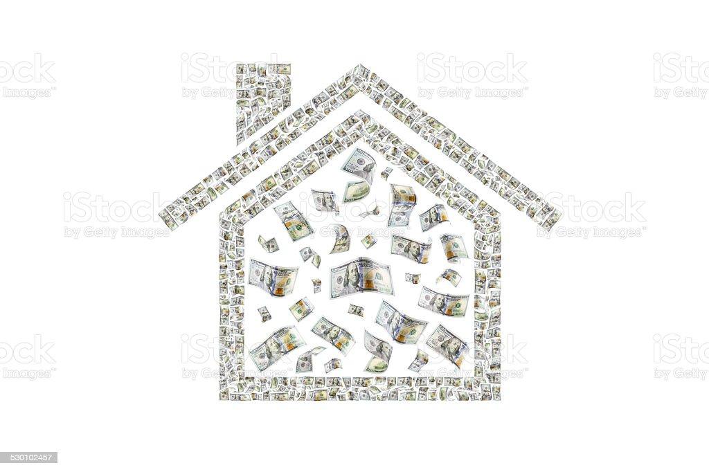 House Finanzierung Lizenzfreies stock-foto
