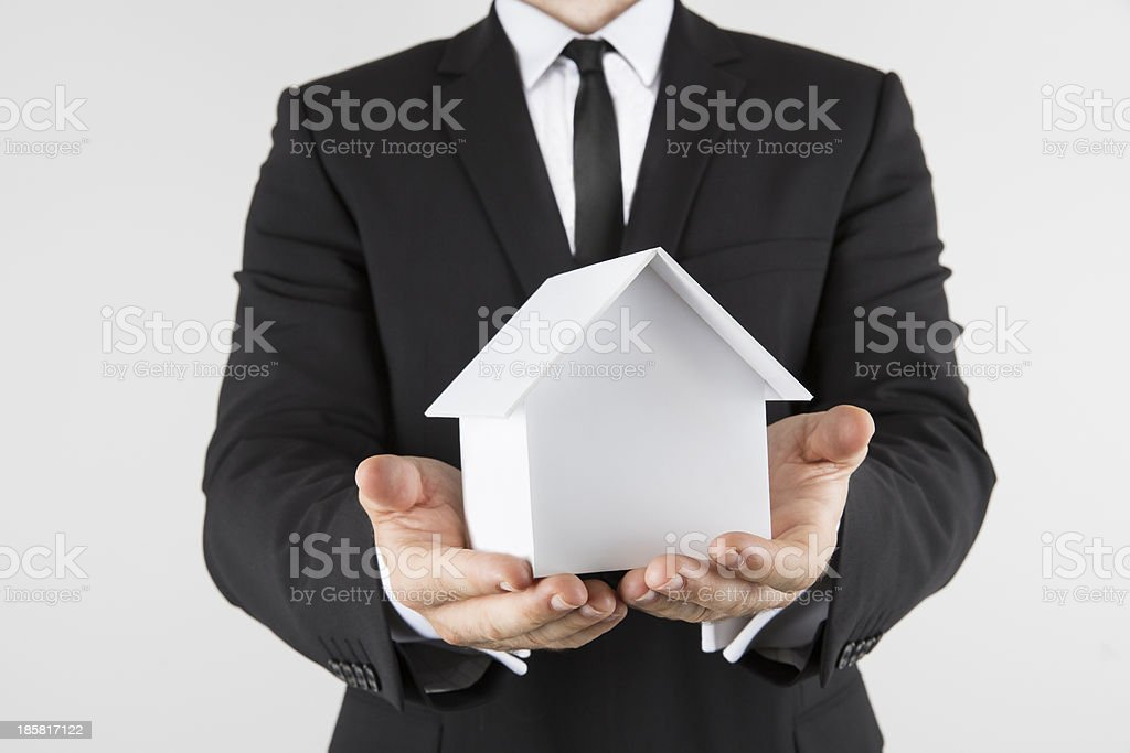 House For You royalty-free stock photo