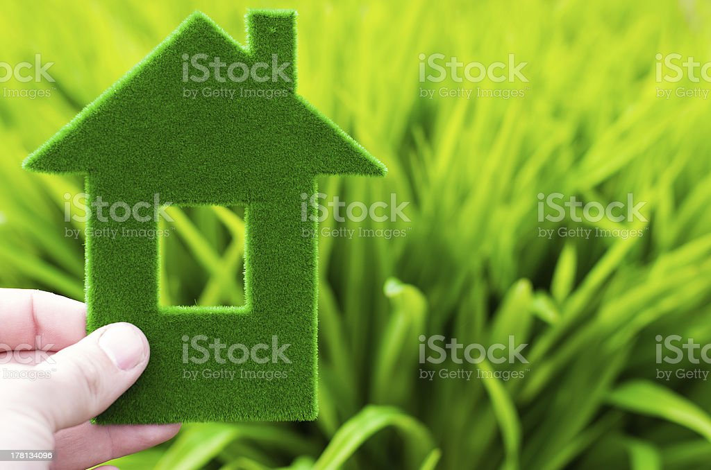 house icon concept royalty-free stock photo