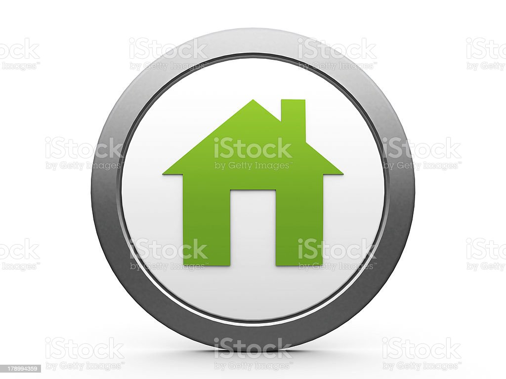 House icon royalty-free stock photo