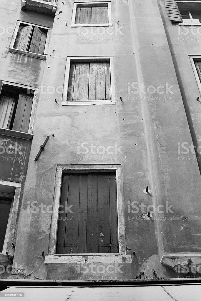 house in venice stock photo