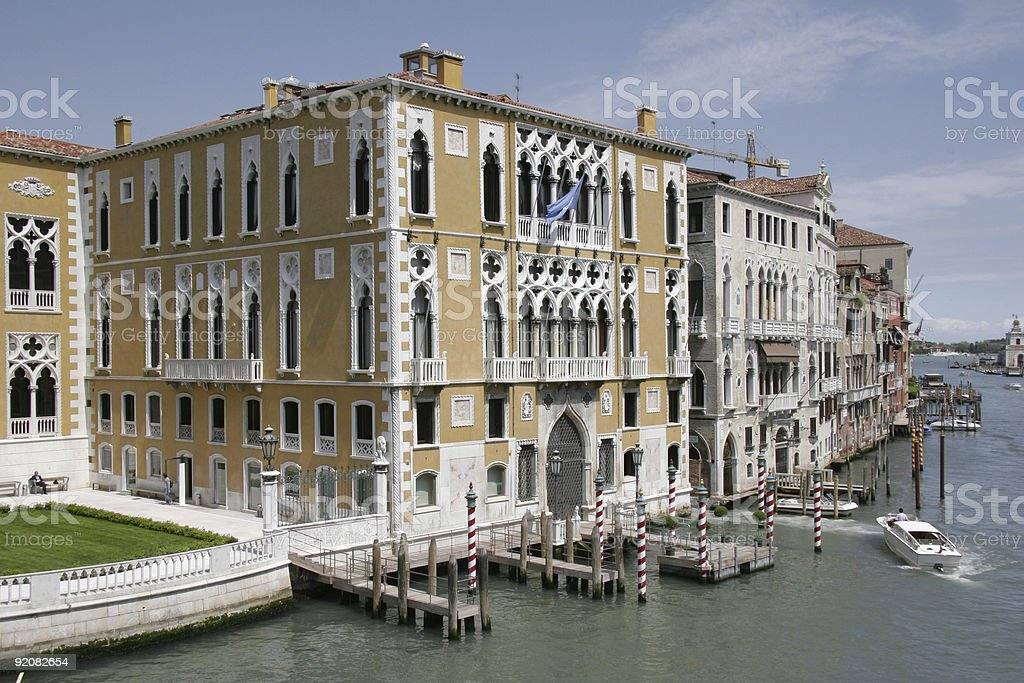 House in venice royalty-free stock photo