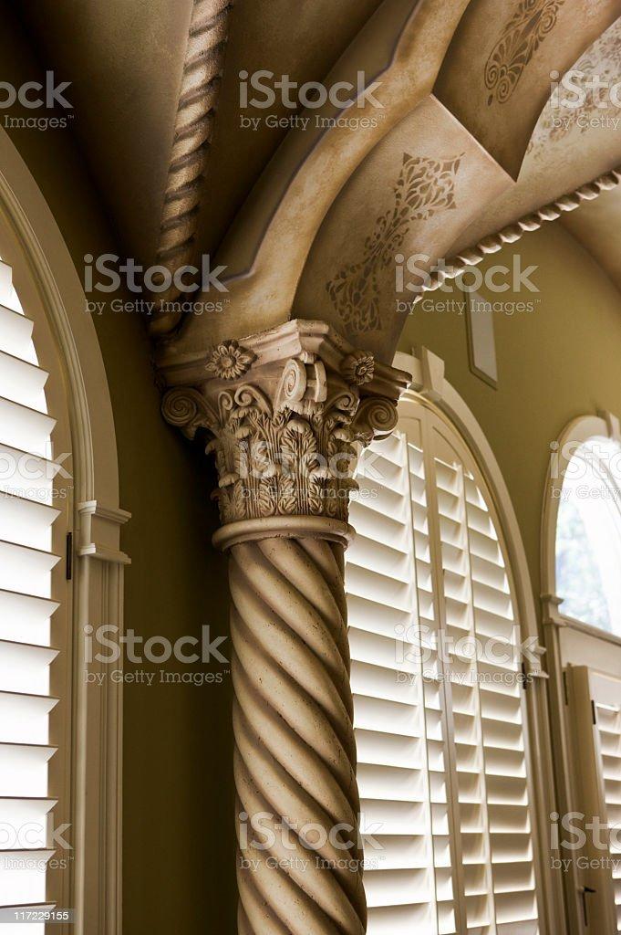 House Interior royalty-free stock photo
