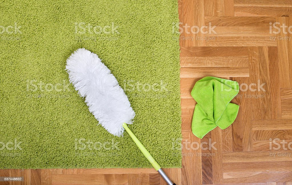 House keeping concept stock photo