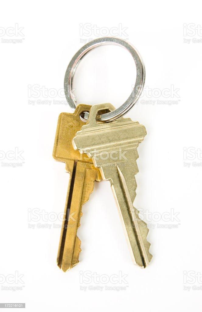 House Keys stock photo
