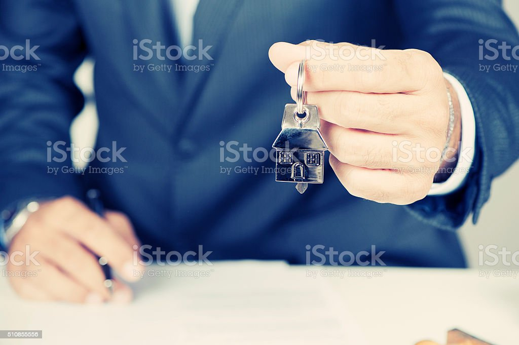 house keys stock photo