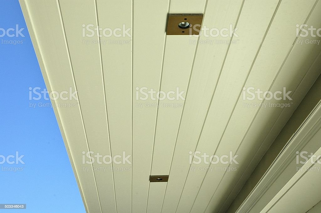 House Light Outdoors stock photo