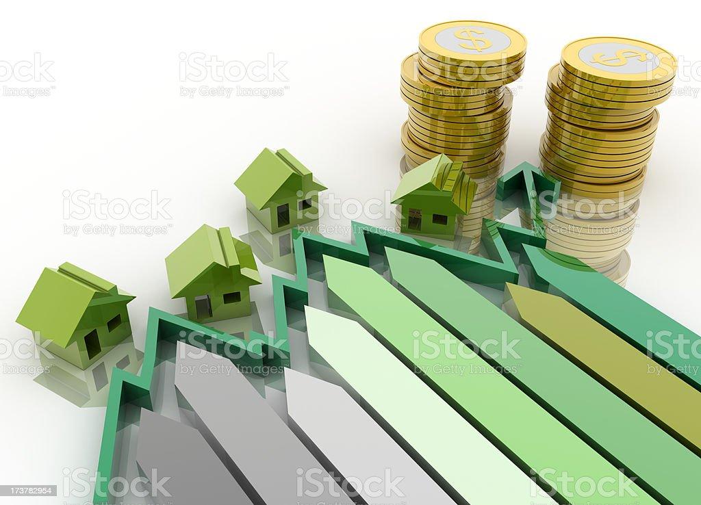 House market royalty-free stock photo