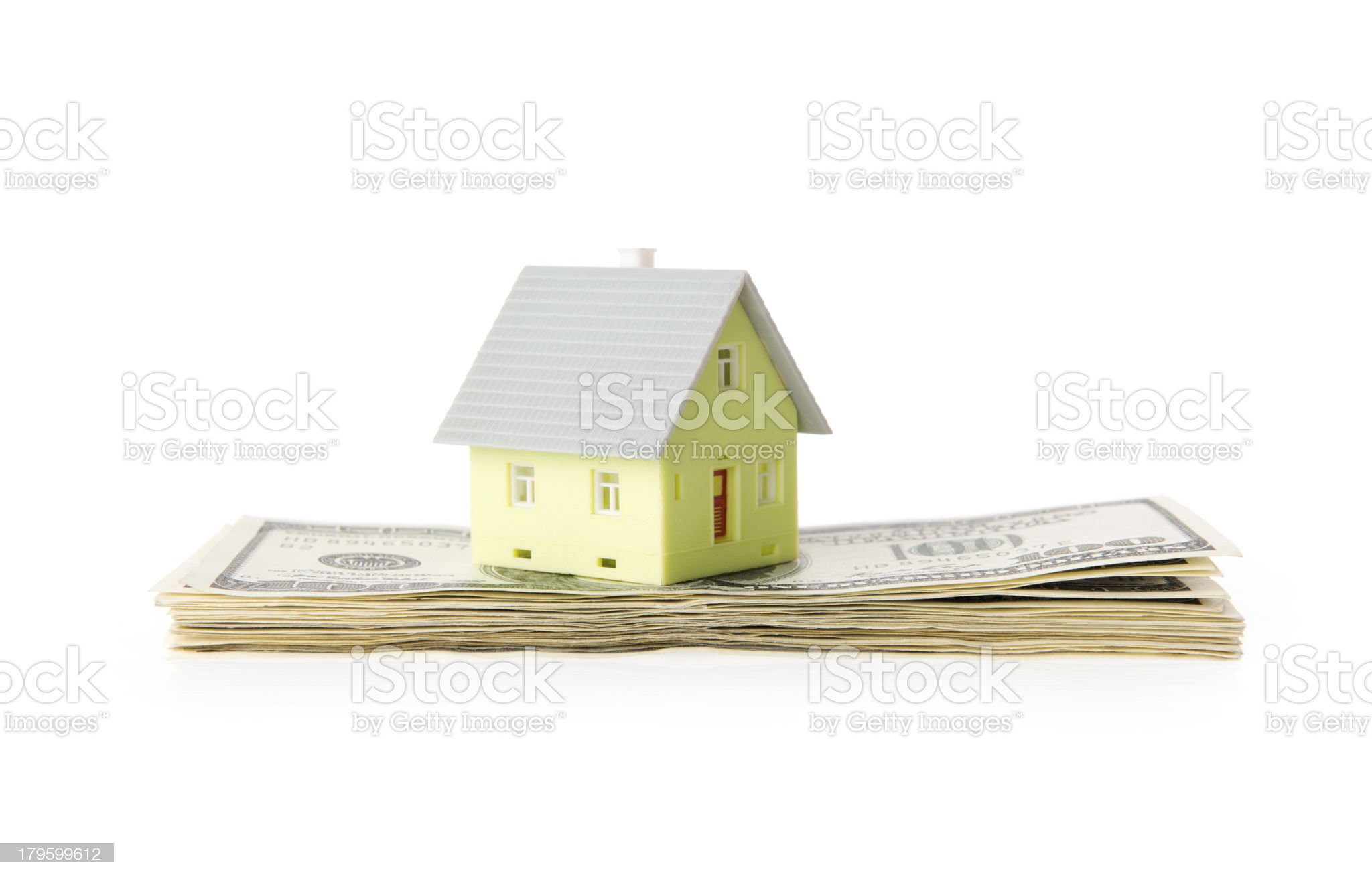 House Mortgage royalty-free stock photo