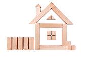 House of blocks