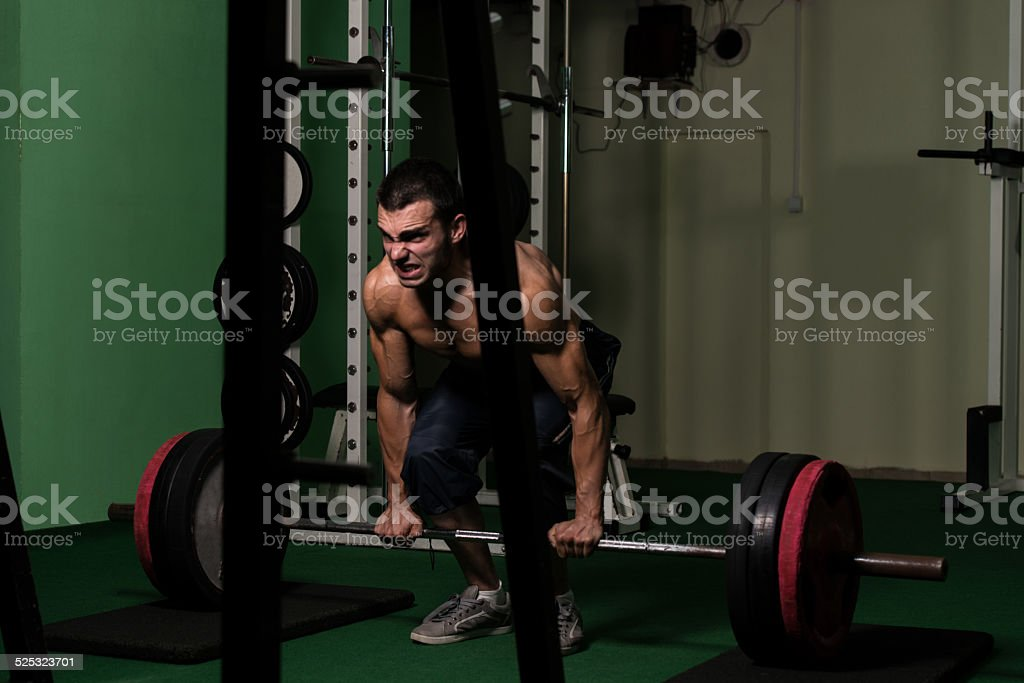 House of Pain - Dead Lift stock photo