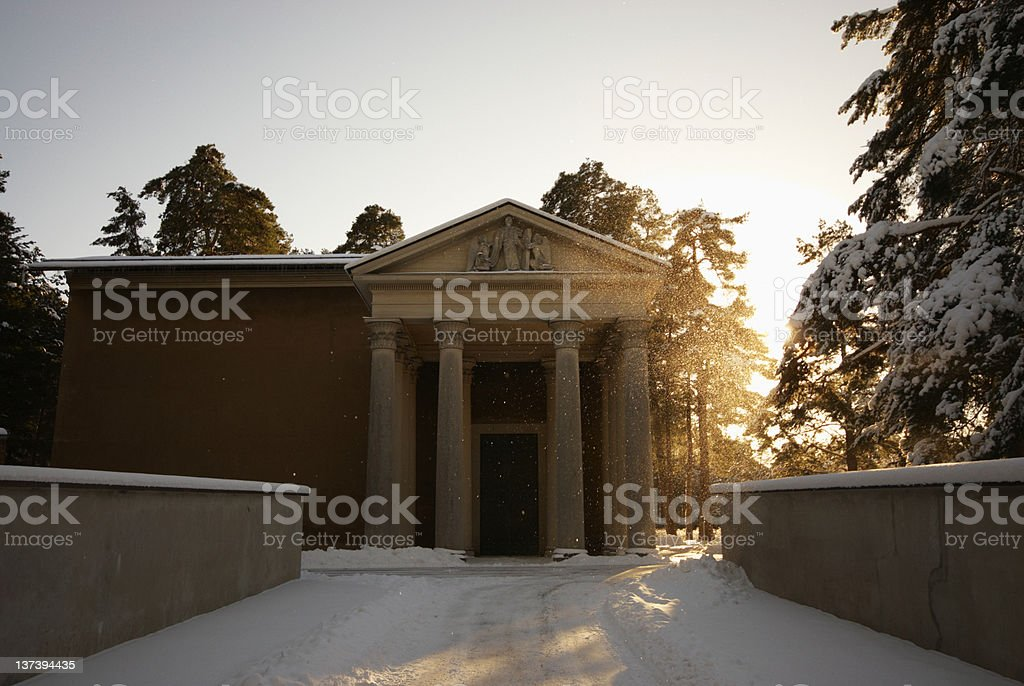 House of the rising sun royalty-free stock photo