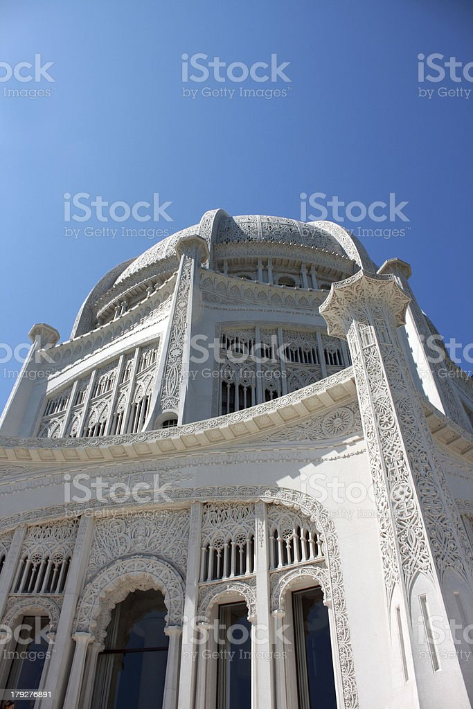 House of Worship royalty-free stock photo