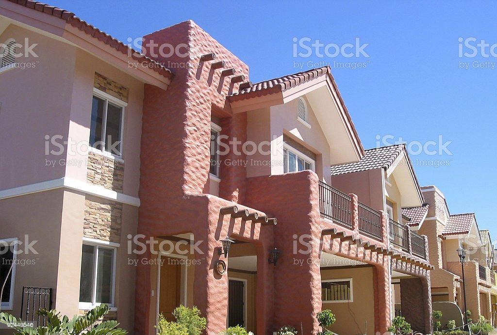 House Lizenzfreies stock-foto