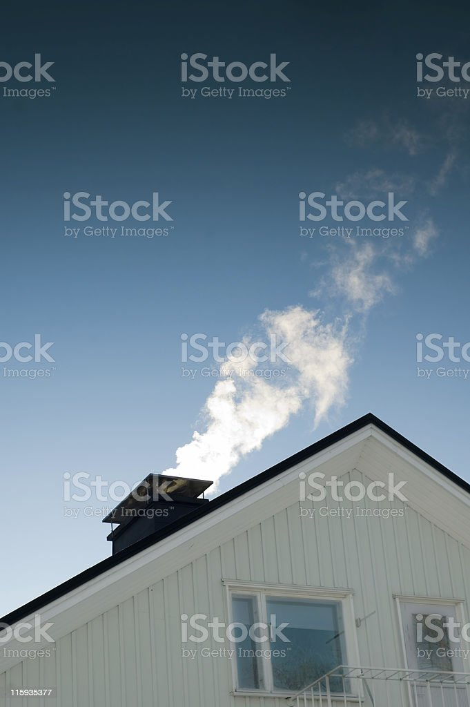 house pipe royalty-free stock photo