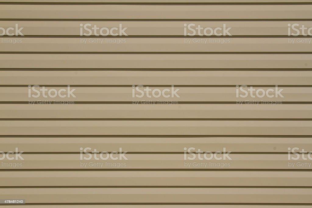 House siding stock photo