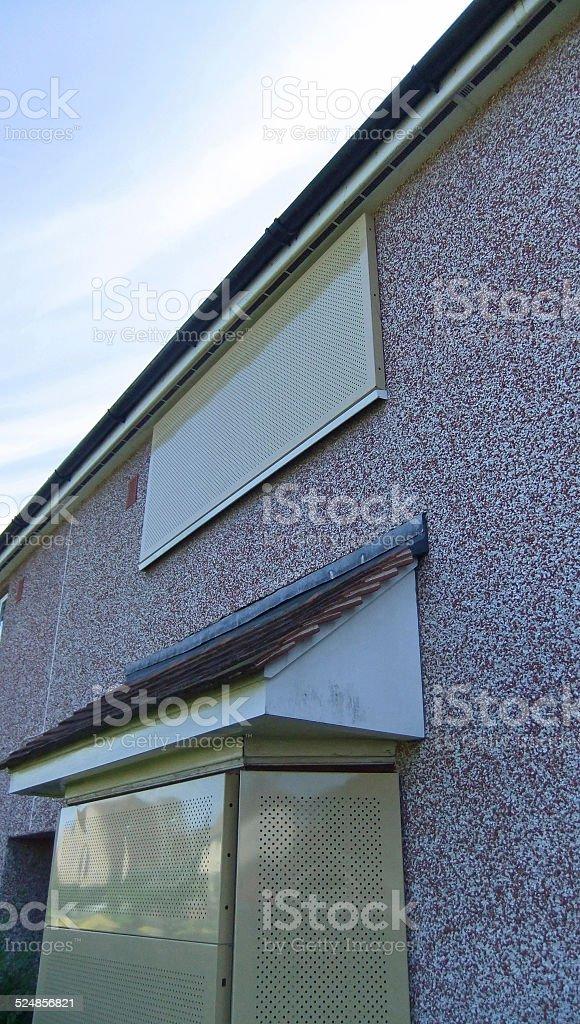 House Vacant stock photo