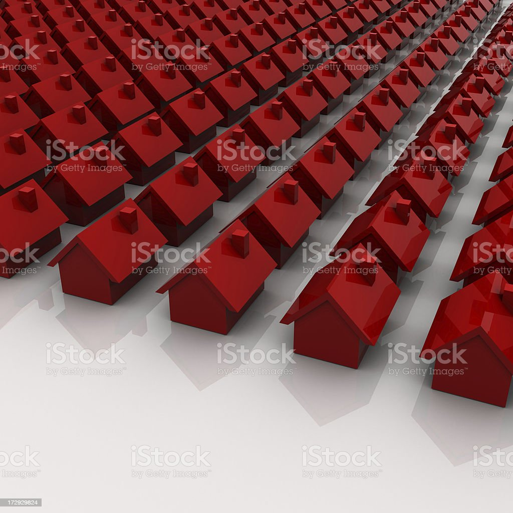 House waiting for You royalty-free stock photo