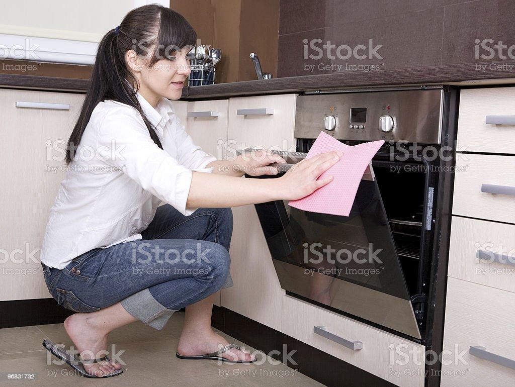 house work royalty-free stock photo