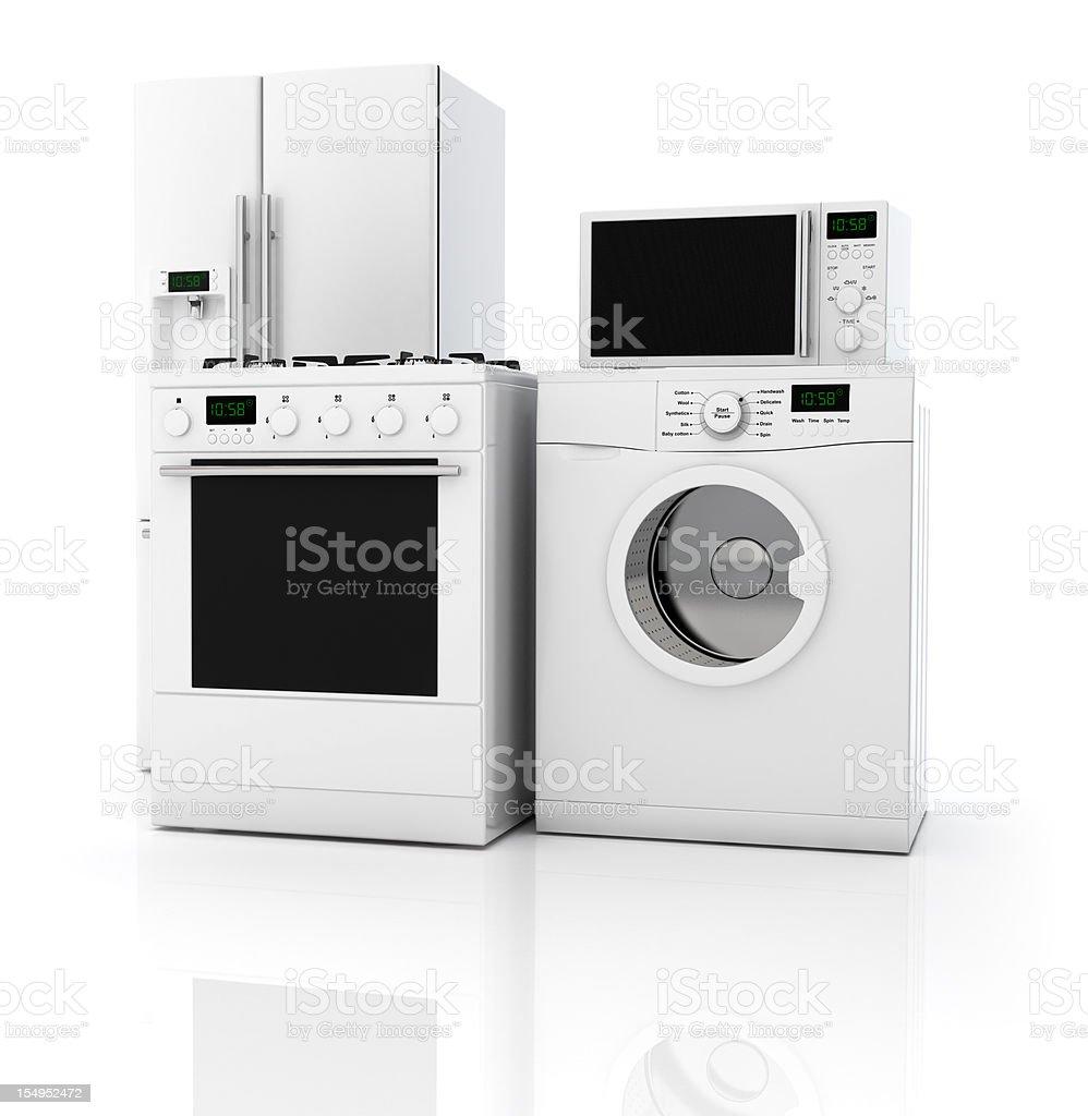 Household equipment royalty-free stock photo