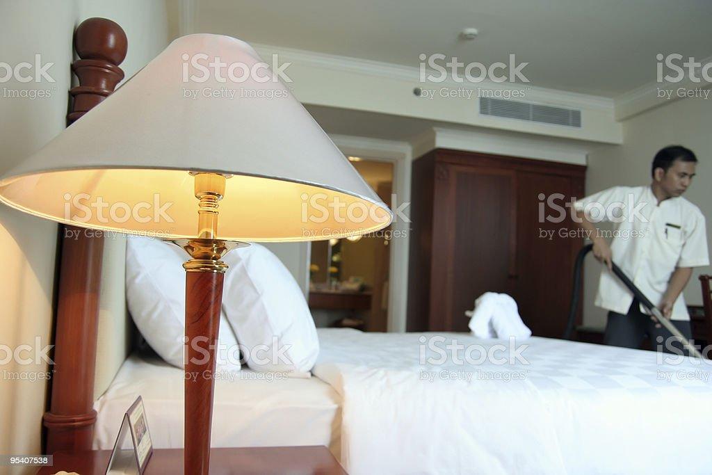 housekeeping royalty-free stock photo