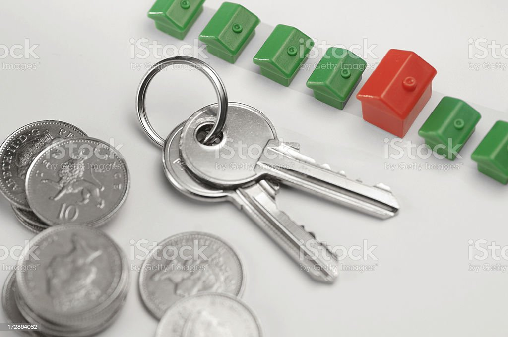 housing concept series royalty-free stock photo