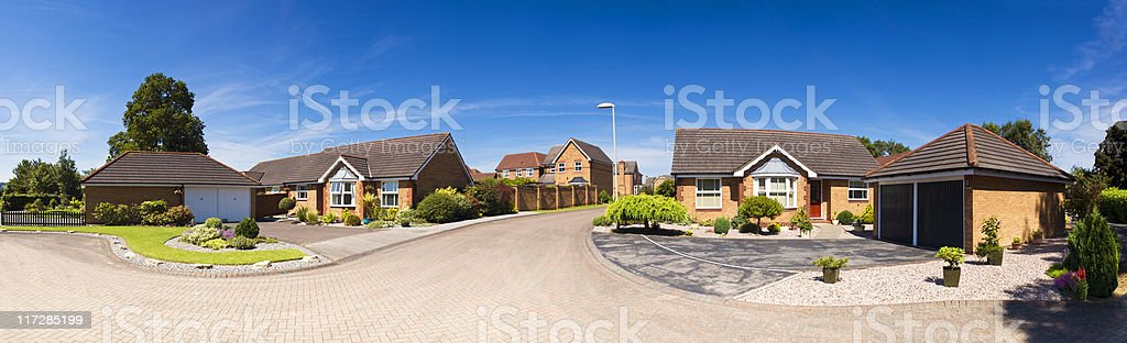 Housing market. royalty-free stock photo