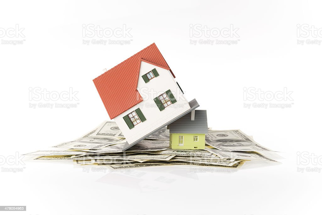 Housing royalty-free stock photo