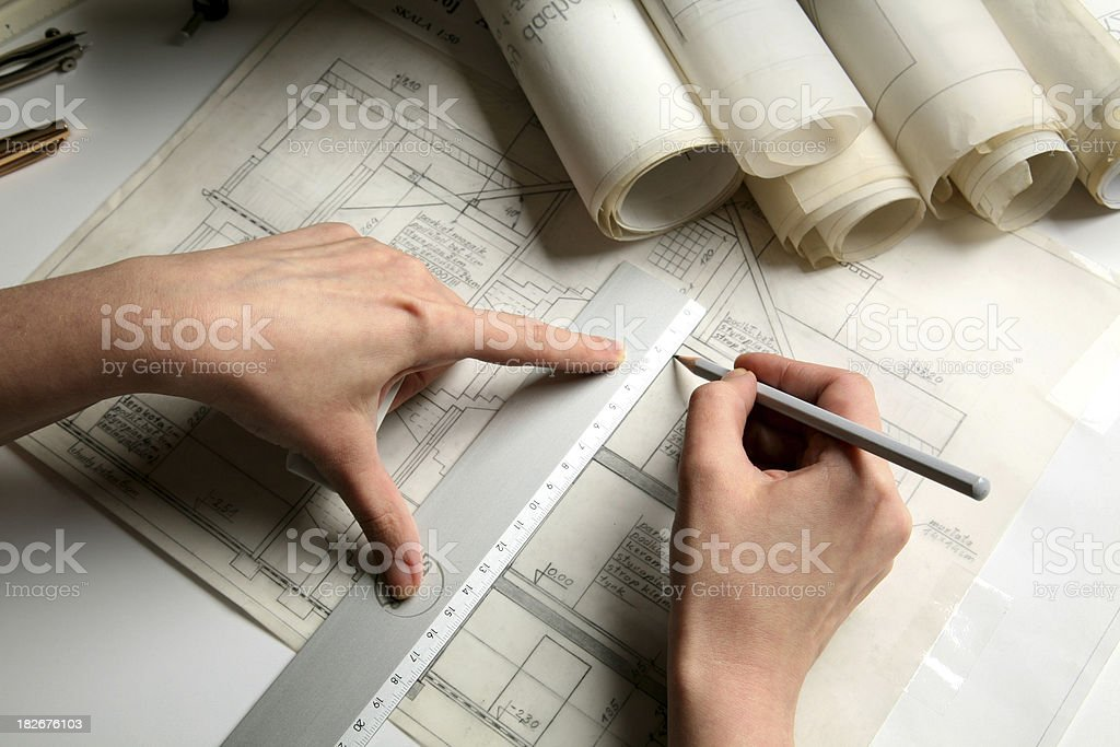 housing projects royalty-free stock photo